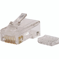 Gardner Bender GMC-88M6 Telcom Rj-45 Cat 6 Mod. Plug (Bag Of 50)