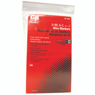Gardner Bender 42-035 Wire Markers Pocket Pack