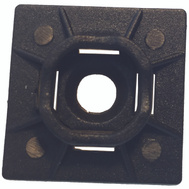 Gardner Bender 45-MBUVB Black Cable Tie Mounting Base