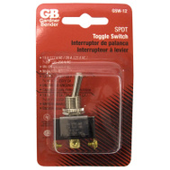 Gardner Bender ECM GSW-12 On To On Toggle Switch Single Pole