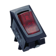 Gardner Bender ECM GSW-42 On/Off Rocker Switch Single Pole