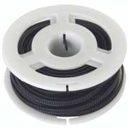 Gardner Bender BB-B01UVB Cable Tie Replacement Spool For Bundle Boss Black 39 Foot