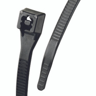 Gardner Bender 46-308UVBFZCC Cable Tie 8 In Black 100/Bag (Bag Of 100)