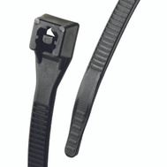 Gardner Bender 46-311UVBFZ Cable Tie 11In Black 100/Bag (Bag Of 100)