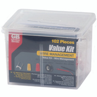 Ecm Industries Llc EVK-002 102 Piece Electrical Project Value Kit