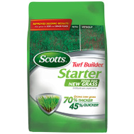 Scotts 21701 1,000 Square Foot Turf Builder Start Fertilizer
