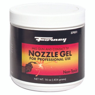 Forney 37031 Gel Welding Nozzle 16 Ounce No Sili