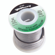 Forney 38106 Solder 1/8In Com Solidwire 1 Pound