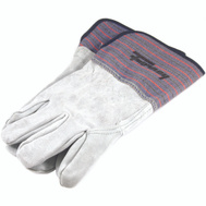 Forney 55199 Glove Welding Unlnd Leather Lg