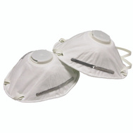 Forney 55901 Respirator Disposable W/Exhal