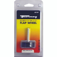 Forney 60187 Wheel Flap Mnt 60 Grt 1.5X.5In
