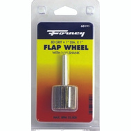 Forney 60191 Wheel Flap Mount 80 Grit 1X1in
