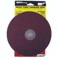 Forney 71655 Disc Sanding Fbr A/O 50Grt 7In