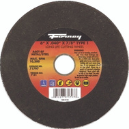 Forney 71797 6 Inch Type 1 Cutting Wheel