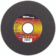 Forney 71854 4-1/2 By.045 By 7/8 Inch Aluminum Oxide Metal Cutting Wheel