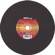 Forney 71865 12 By 3/32 Inch Aluminum Oxide Metal Cutting Wheel