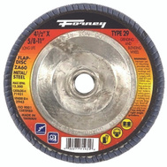 Forney 71931 Disc Flap Type29 60Grit 4.5In