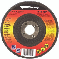 Forney 71993 4X5/8 80G T29 Flap Disc