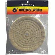 Forney 72040 Wheel Buffing Ctn 55Ply6x1/2In