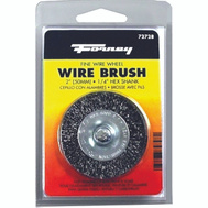 Forney 72728 Wheel Wire Crimpd 2X.008X1/4In