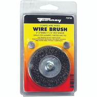 Forney 72733 Wheel Wire Crimped 2.5X.012In