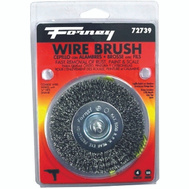 Forney 72739 Wheel Wire Crimp Crs 4X.012In