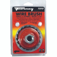 Forney 72757 Brush Cup Wire Knot 2-3/4in