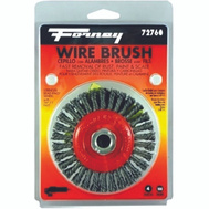 Forney 72760 Brush Wire Whl Stringer 4X.012