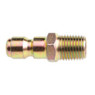 Forney 75134 Connector Qck 1/4in Mnpt Plug