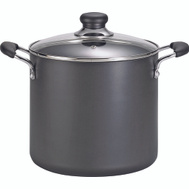 T Fal B3626274 Non-Stick Dishwasher Safe Stockpot 12 Quart