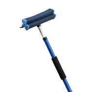 Ettore 59084 10 Inch Telescopic Squeegee With Telescoping Pole