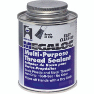 Oatey 15808 Hercules Pipe Thread Seal Megaloc 16 Ounce