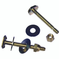 Oatey 90104 Johni Bolts Toilet Tank Bolts 1/4X2-1/4