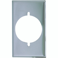 Cooper Wiring 39CH-BOX 1 Gang Range And Dryer Receptacle Wall Plate