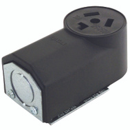 Cooper Wiring 125 30 Amp 3 Wire Dryer Power Receptacle