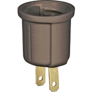 Cooper Wiring 738B-BOX Keyless Plug In Lamp Holder
