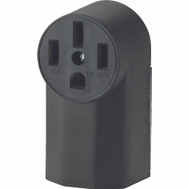 Cooper Wiring 1212 50 Amp 4 Wire Grounded Power Receptacle