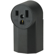 Cooper Wiring 1252 50 Amp 3 Wire Grounded Power Receptacle