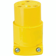 Cooper Wiring 4229-BOX Connector Yellow 20A 250V