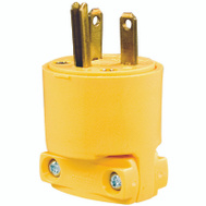 Cooper Wiring 4409-BOX Armored Yellow 3 Wire 20 Amp 5