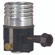 Cooper Wiring 3925-BOX Lampholder With Turn Knob