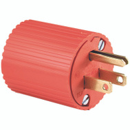 Cooper Wiring 6867-BOX 3 Wire Orange Plug