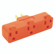 Cooper Wiring 4402RN-BOX Heavy Duty Orange Adaptor