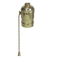 Cooper Wiring BP980ABD Pull Chain Metal Lampholder