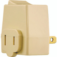 Cooper Wiring BP4404V Ivory Plug In Switch