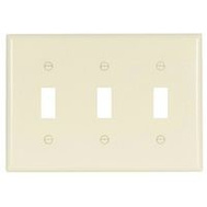 Cooper Wiring 2141LA-BOX Wallplate Switch 3G La