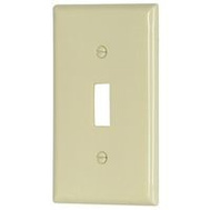 Cooper Wiring 5134LA Wallplate Switch Nylon 1G La