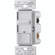 Cooper Wiring SI06P-W-K White Dimmer Single Pole/3 Way