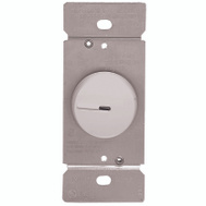 Cooper Wiring RI306PL-W-K 3 Presets Rotary Dimmer White