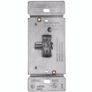 Cooper Wiring TI306L-K 3 Way Lighted Toggle Dimmer